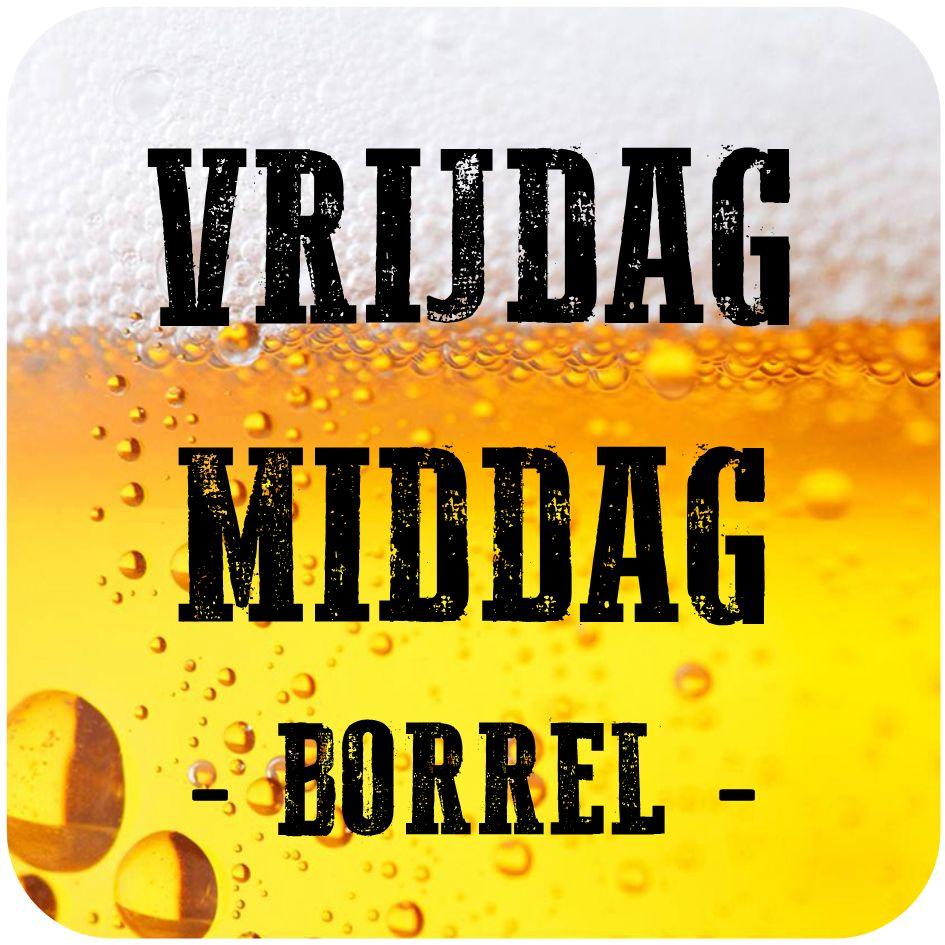 Veluw Horeca Blog >> Vrijdag-Middag-Borrel