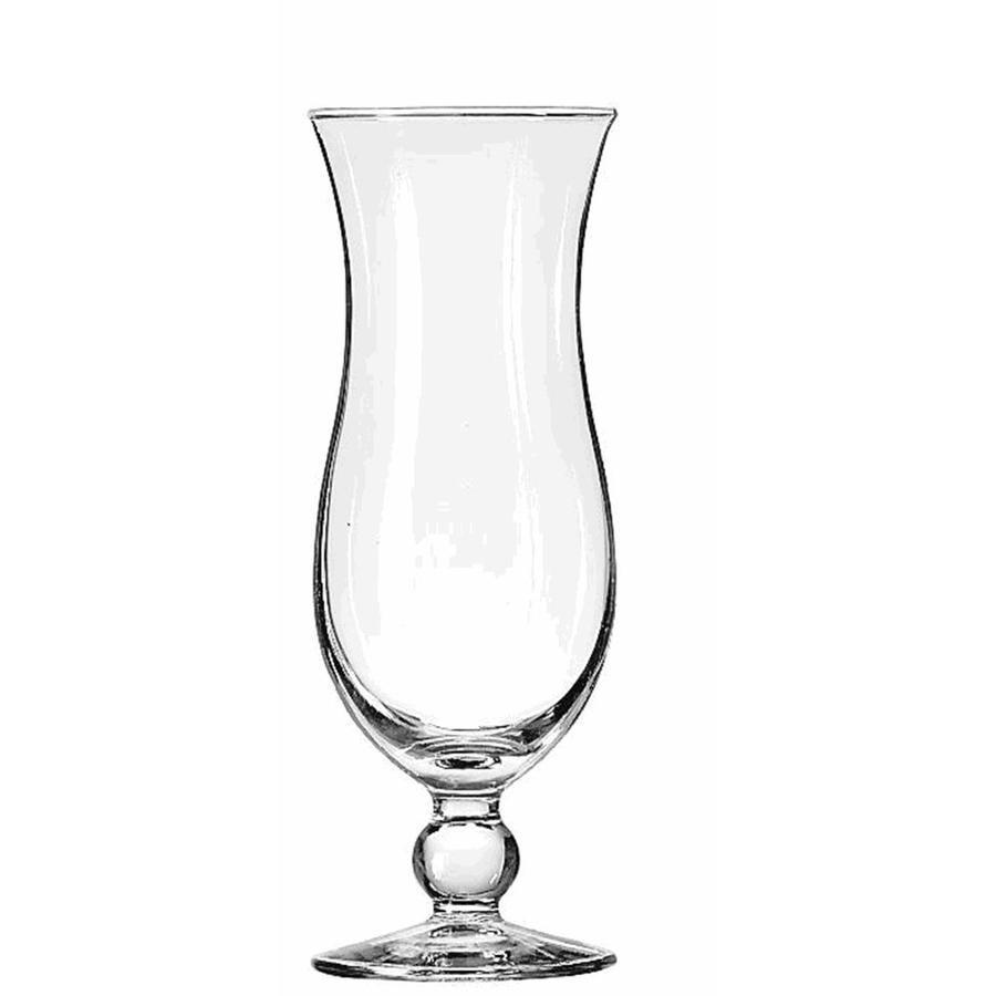 Hurricane Cocktailglas op Voet 44 cl (set van 6)-1