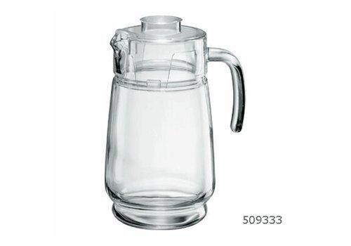 Borgonovo Kan 1,6 Liter met Deksel Piacenza ( Set van 6 )