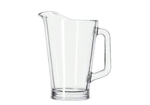 Libbey Pitcher 1 Liter ( Set van 6 )