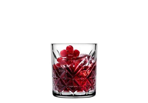 Paşabahçe Whiskyglas 21cl Timeless ( Set van 12 )