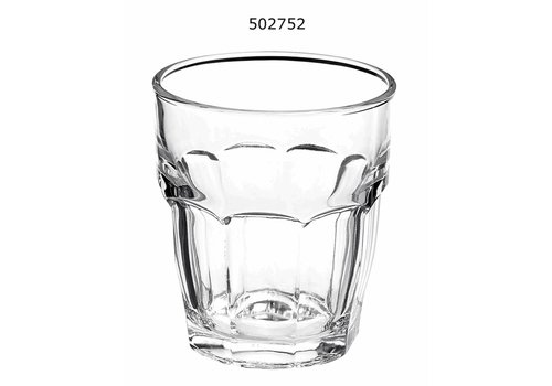 Tumbler 20cl Rock Bar ( Set van 6 )