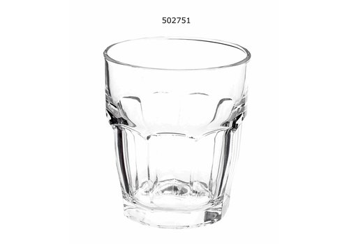 Tumbler 39cl Rock Bar ( Set van 6 )