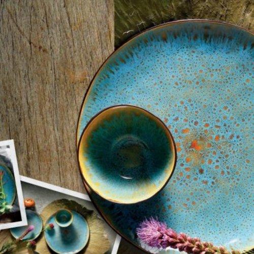 Palmer Lotus Turquoise
