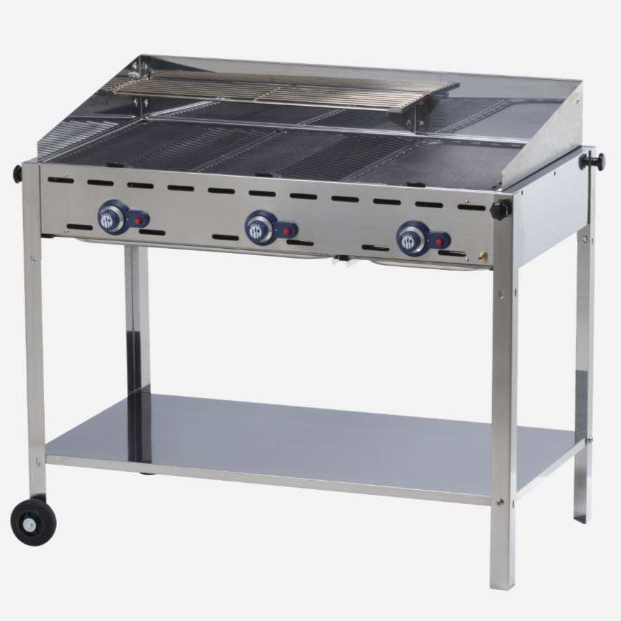 Gasbarbecues