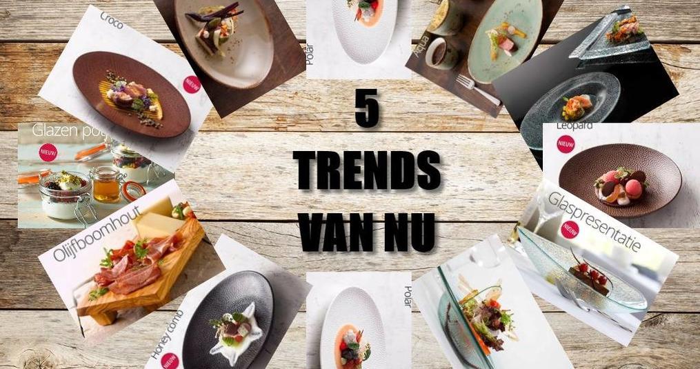 5 Trends van nu