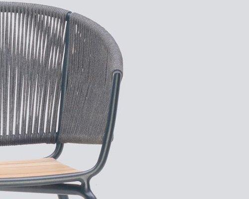 Lake Chairs van Wolfwood | dark grey