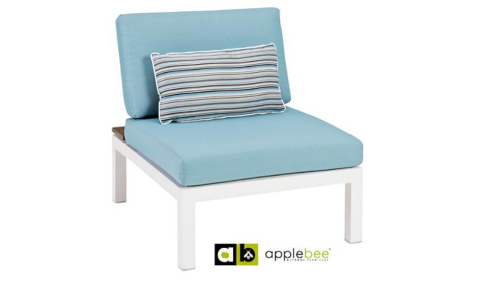 Apple Bee | Pebble Beach Blauw | tussenmodule