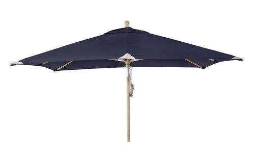 Brafab Parasol Como | 3m x 3m | Navy Blue