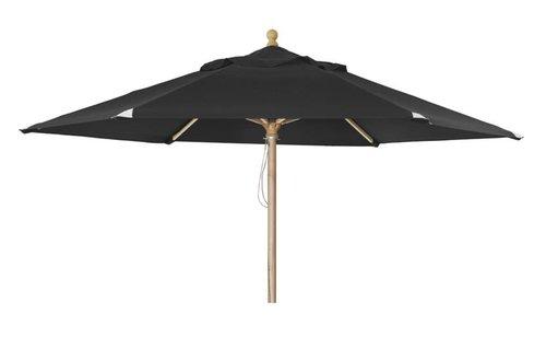 Brafab Parasol Reggio | ⌀3m | Black