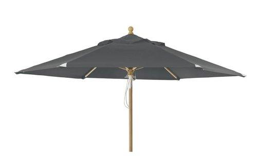 Brafab Parasol Trieste | ⌀2,5 m |  Grey