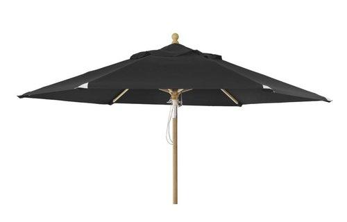 Brafab Parasol Trieste | ⌀2,5 m | Black