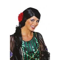 Pruik Zigeunerin