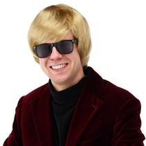 Pruik Heino blond