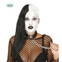 Pruik Spooky Halloween