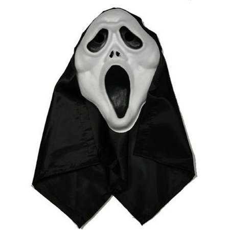 Masker Ghost + kap