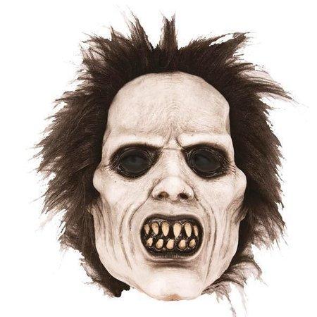 Masker zombie wit