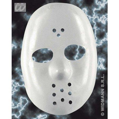 Hockey masker wit