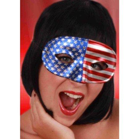 Oogmasker domino Amerika USA