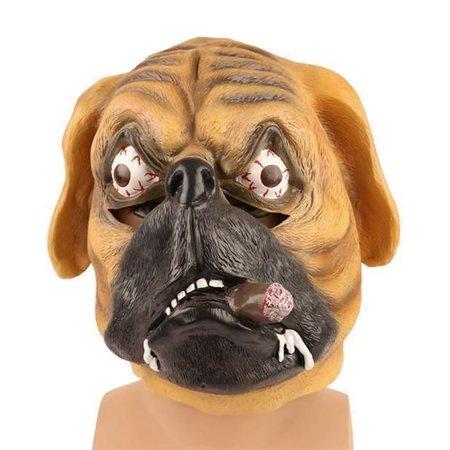 Masker hond sigaar