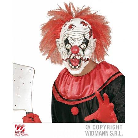 Horror clownsmasker