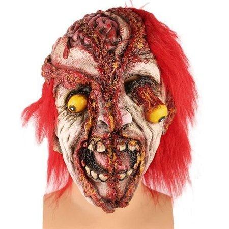 Masker Horror gele ogen