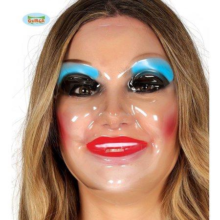 Masker Transparant Vrouw