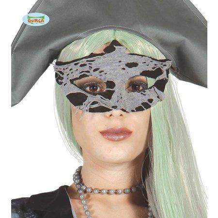 Oogmasker Zombie Piraat