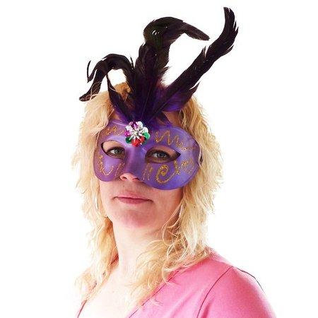 Masker Venetiaans Cadence