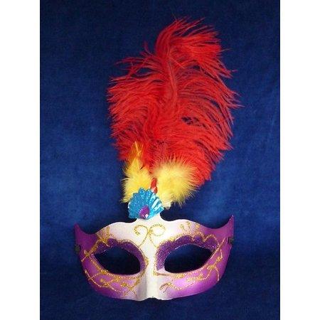Masker Venetiaans Madera
