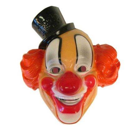 Masker Clown pipo plastic