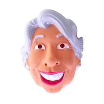Sarah 50 jaar masker plastic