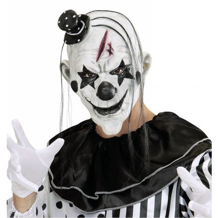 Crimi Clown Horror masker