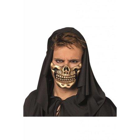 Masker mond horror goud