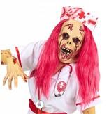 Masker Zombie Verpleegster