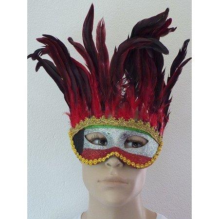 Masker Venetiaans Ivy