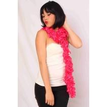 Boa sjaal roze