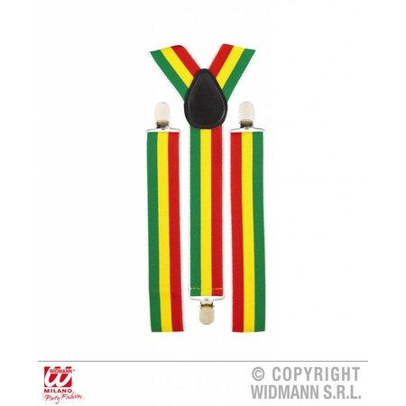 Bretels Jamaica/carnaval