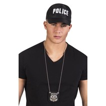 Ketting Police Badge