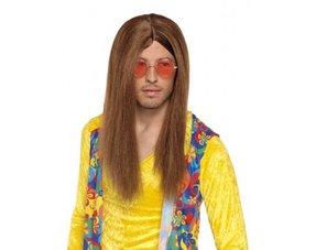 Hippie - jaren 60 & 70 pruiken