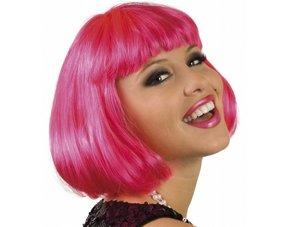Roze pruiken