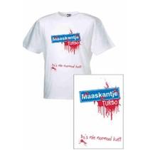 T-shirt New Kids Maaskantje
