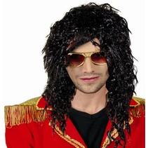 Pruik Michael Jackson