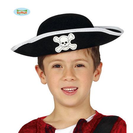 Piratenhoed kind populair