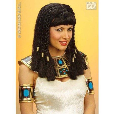 Pruik koningin van de Nijl