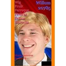 Pruik koning Willem