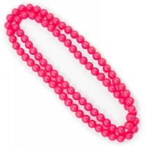 Ketting roze neon 100cm