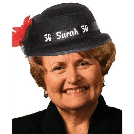 Hoed Sarah 50