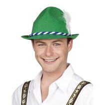 Tirolerhoed groen Bayern