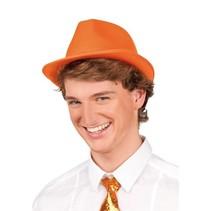 Hoed popstar oranje economy